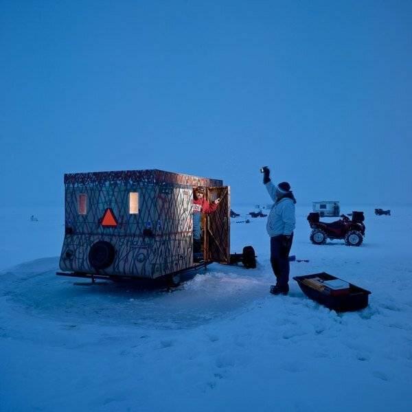 Зимний  подледный фидер. ловля со льда. оснастка. монтаж
