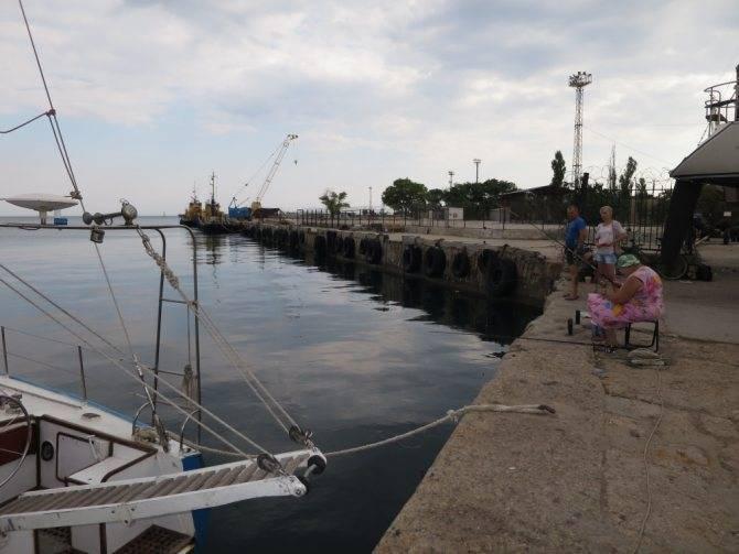 Рыбалка в крыму с берега на море, на реках и озерах. запрет