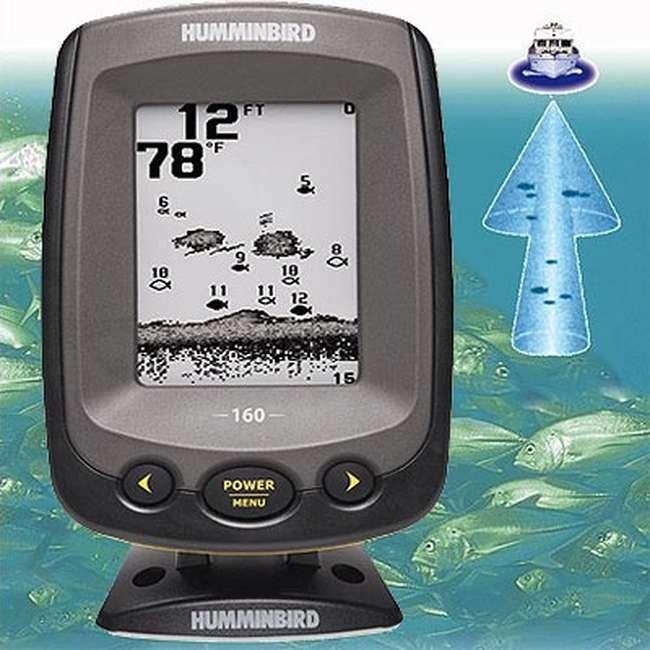 Humminbird piranhamax 220