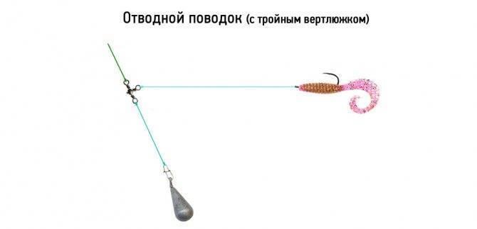 Ловля на отводной поводок: 5+3 секрета настоящей «московской»