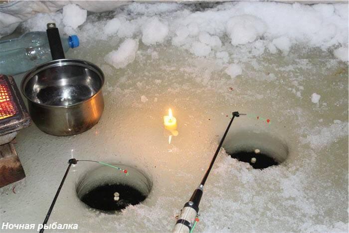 Зимняя ловля карася — тонкости и секреты
