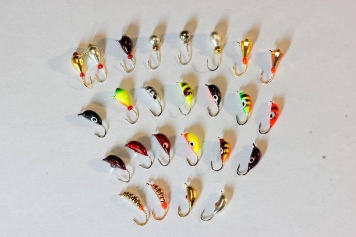 Особенности выбора мормышек для зимней рыбалки