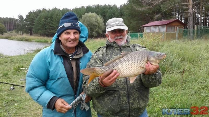 Платная рыбалка и рыболовные туры в брянской области