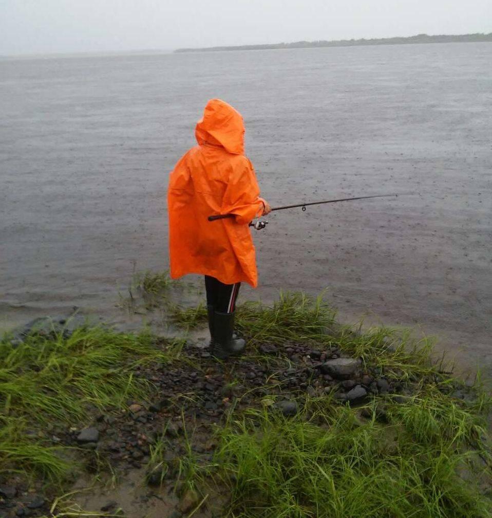 Ловится ли рыба в дождь - особенности рыбалки в дождливую погоду