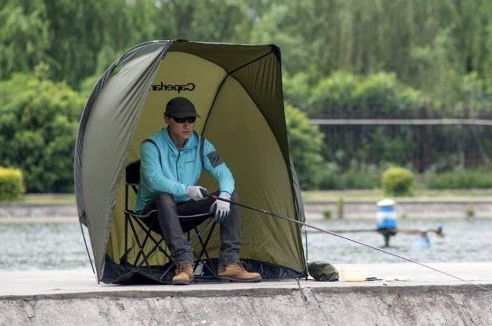 6 лучших палаток для зимней рыбалки