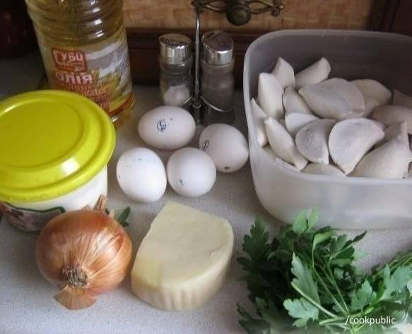 """Пельмени с рыбой """"по-сахалински"""" – кулинарный рецепт"""