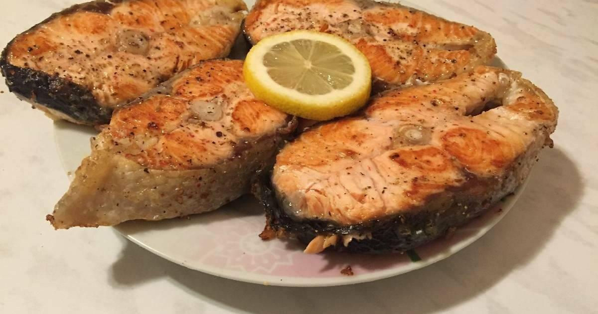 Форель жареная на сковороде: 6 рецептов с фото пошагово