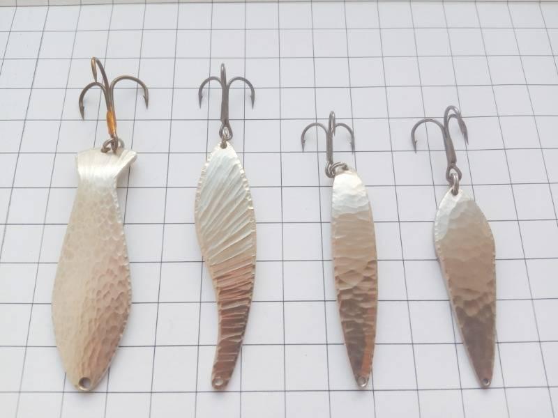 Лучшие приманки для жереха - ловля на кастмастер и трехгранку