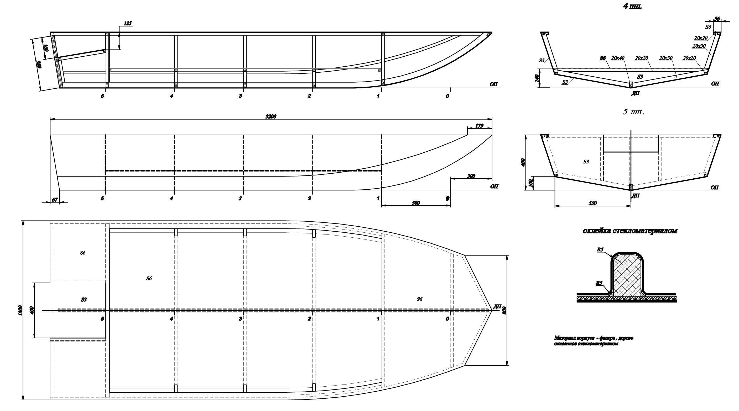 Как сделать лодку своими руками: пошаговые руководства к действию