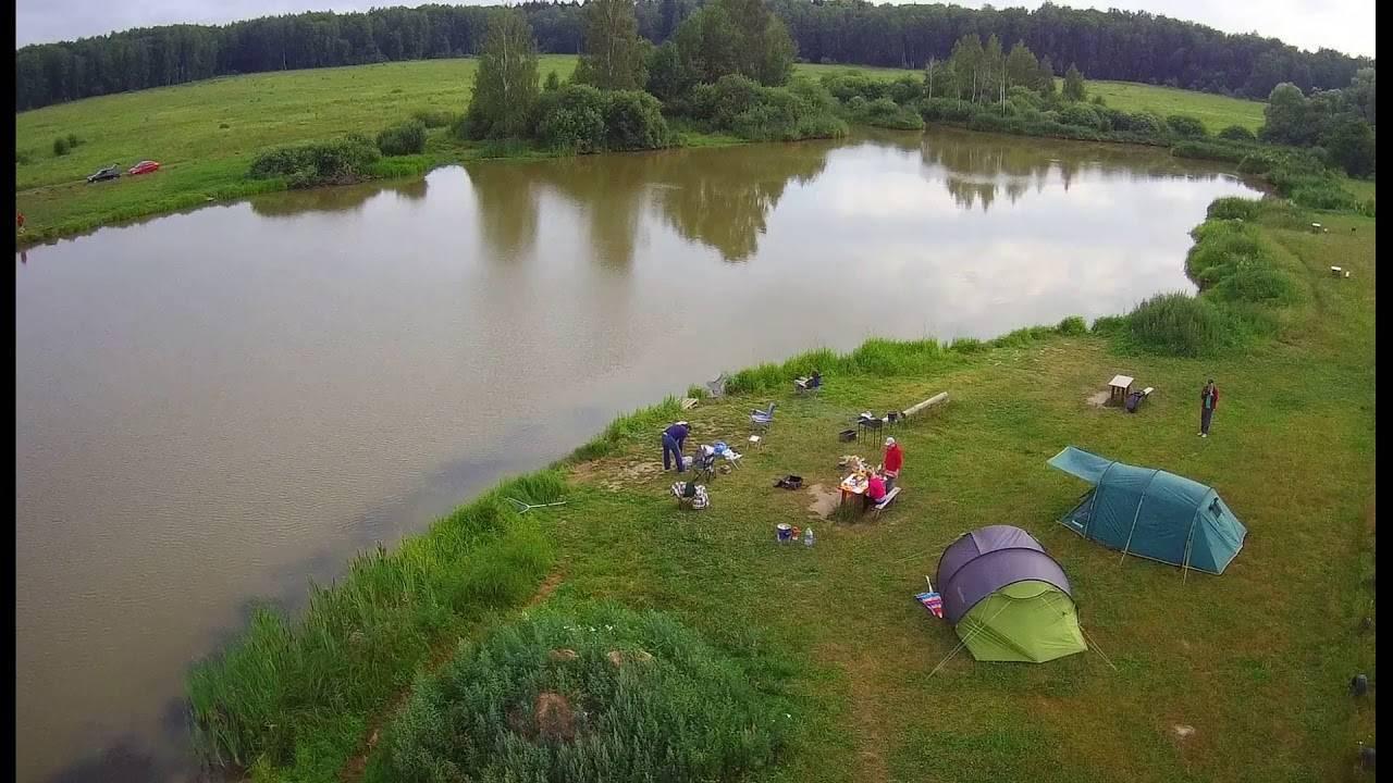 Рыбалка в чеховском районе московской области - обзоры водоемов