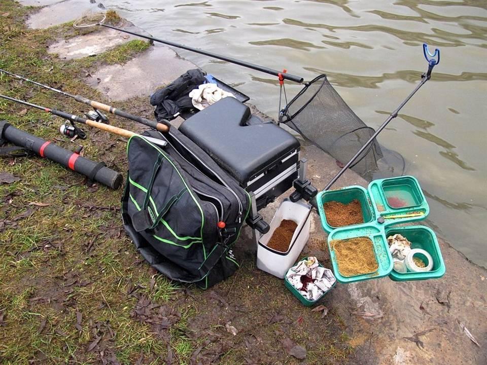 Снаряжение, инвентарь для рыбалки