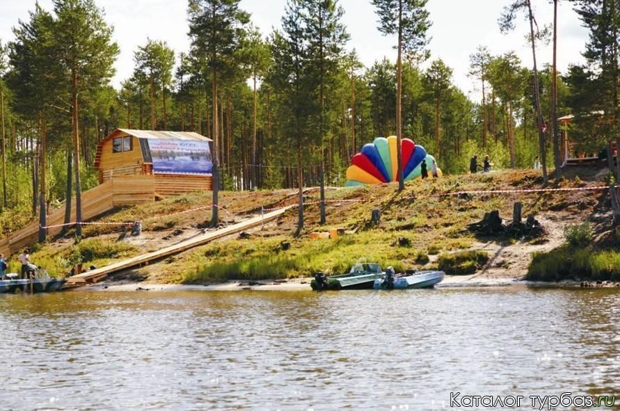 Места для рыбалки в свердловской области – платная и бесплатная рыбалка!