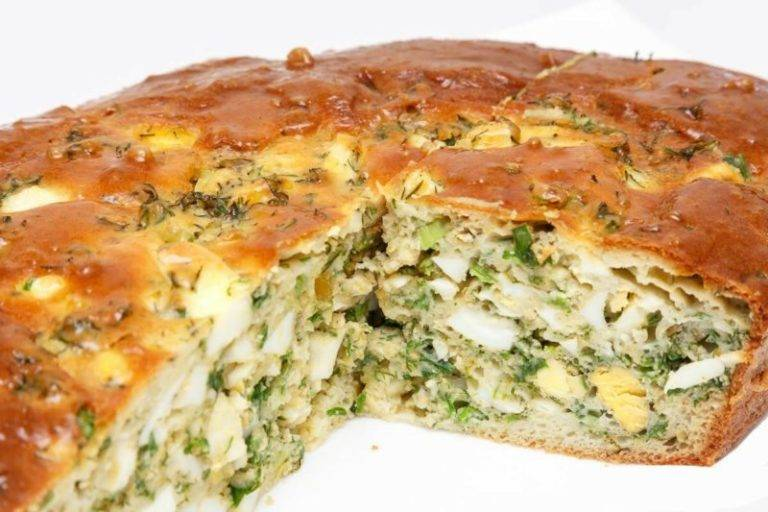 Самый вкусный пирог с рыбными консервами в духовке