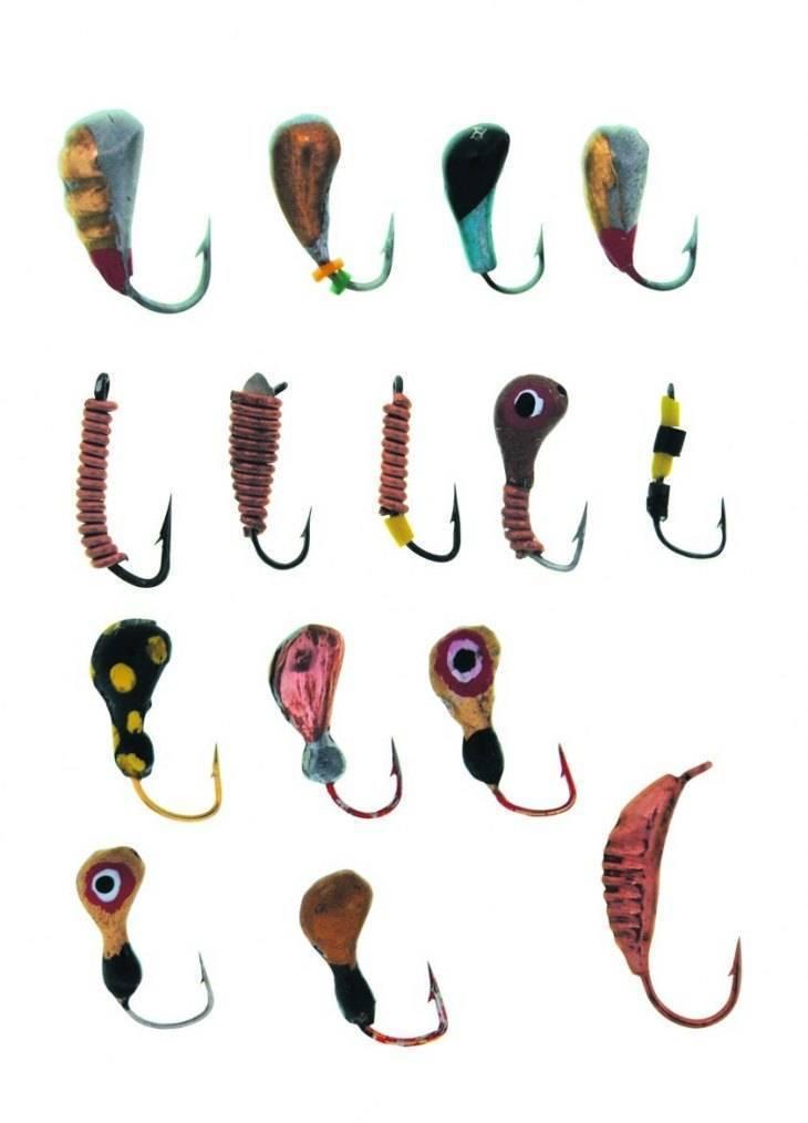 Мормышки для зимней рыбалки: выбираем самые уловистые виды