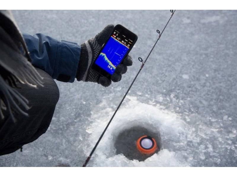 Заглянем внутрь? подбор эхолота для зимней рыбалки
