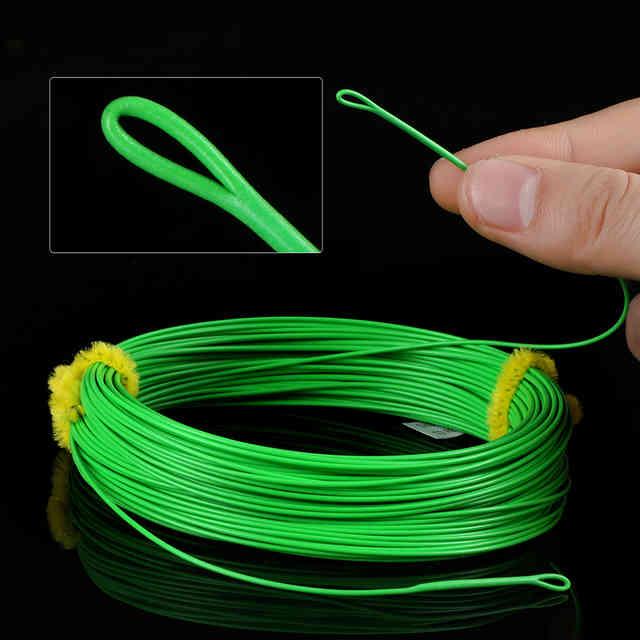 Выбираем шнур для нахлыста - читайте на сatcher.fish
