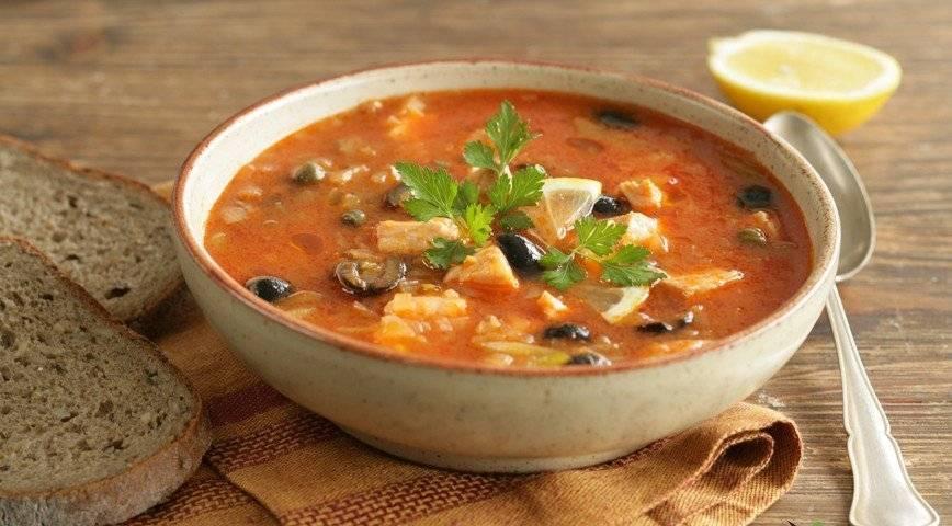 5 рецептов рыбных супов от шеф-поваров :: питание ::  «живи!