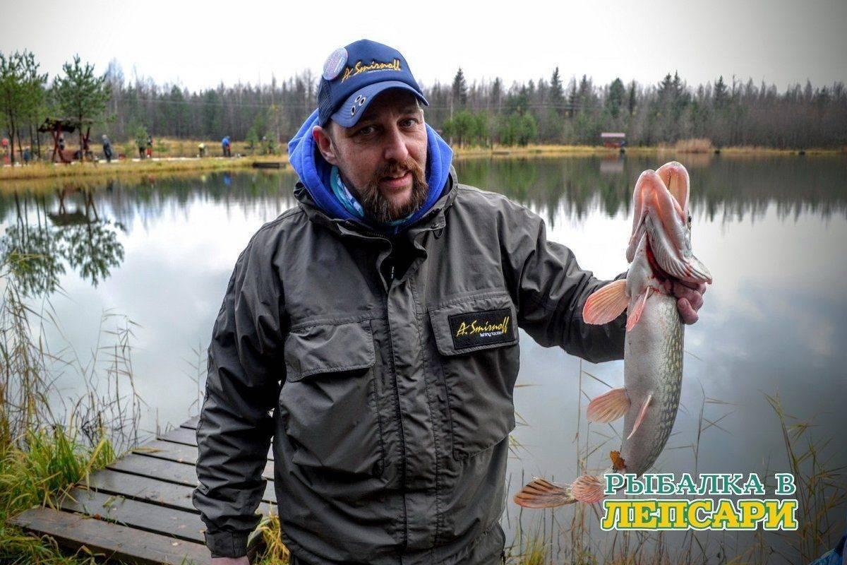 Озёра псковской области для отдыха и рыбалки