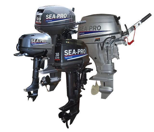 Лодочный мотор sea pro (сиа про) - описание, плюсы и минусы