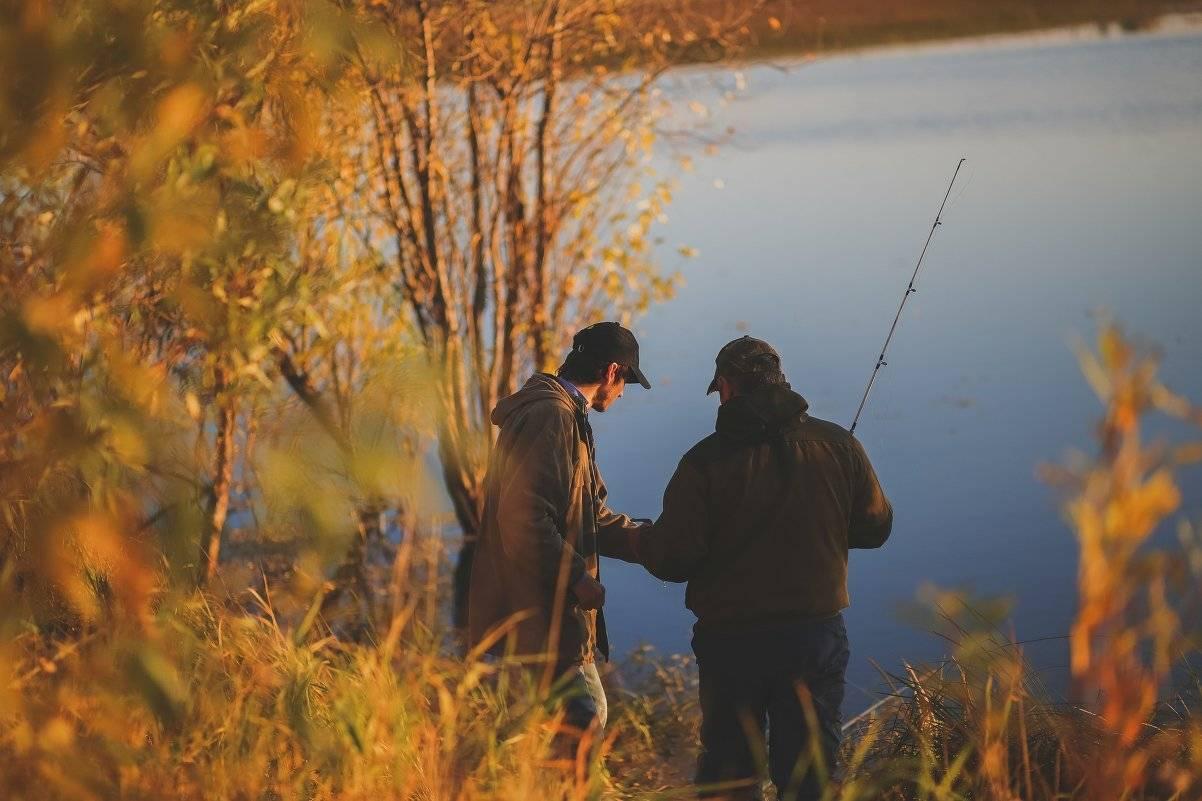 Рыбалка в ноябре: осенняя рыбалка