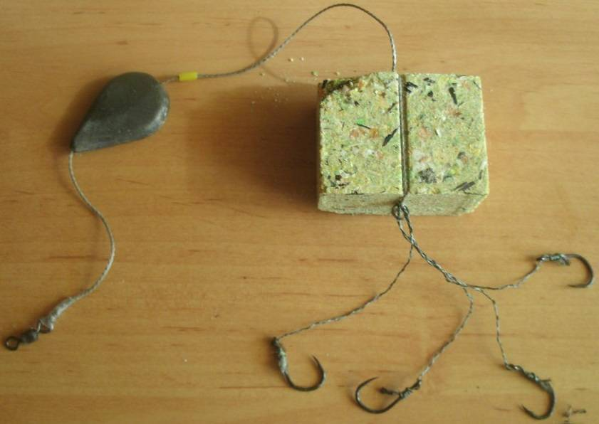 Ловля карпа на макушатник: выбор макухи, монтаж снасти со скользящим грузом