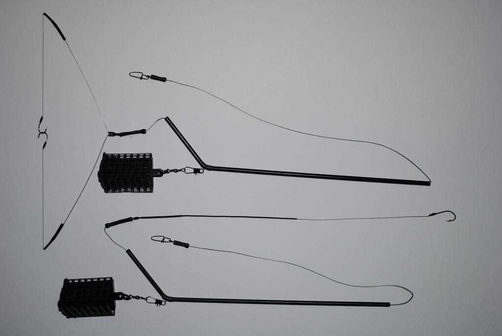 Фидерные снасти на сазана своими руками: изготовление и монтаж