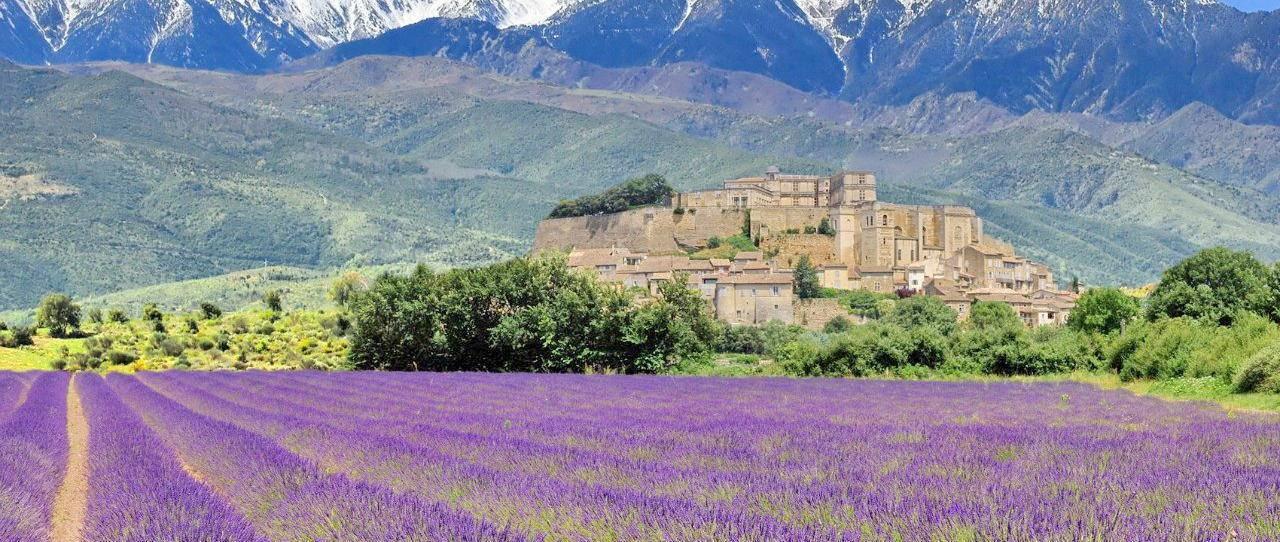 Прованс-альпы-лазурный берег - provence-alpes-côte d'azur