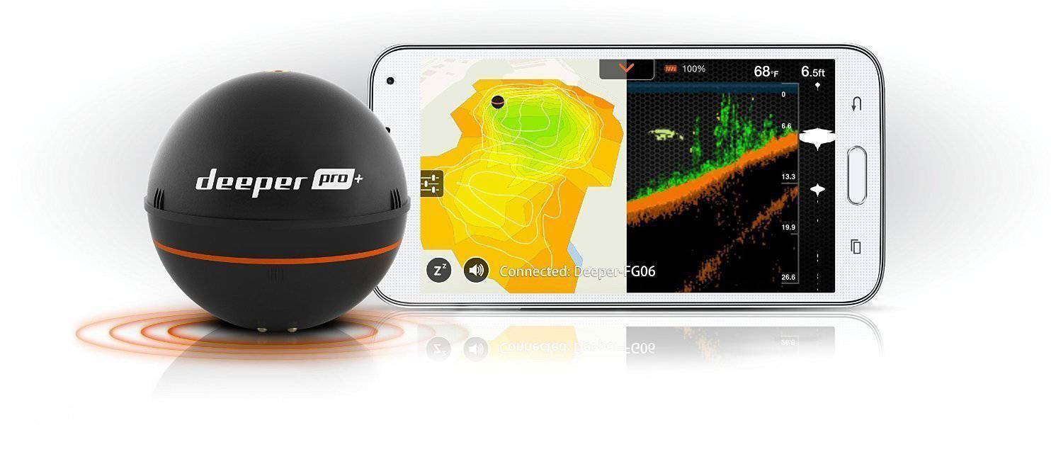 Подборка эхолотов с wi-fi от wifigid: лучшие модели рынка