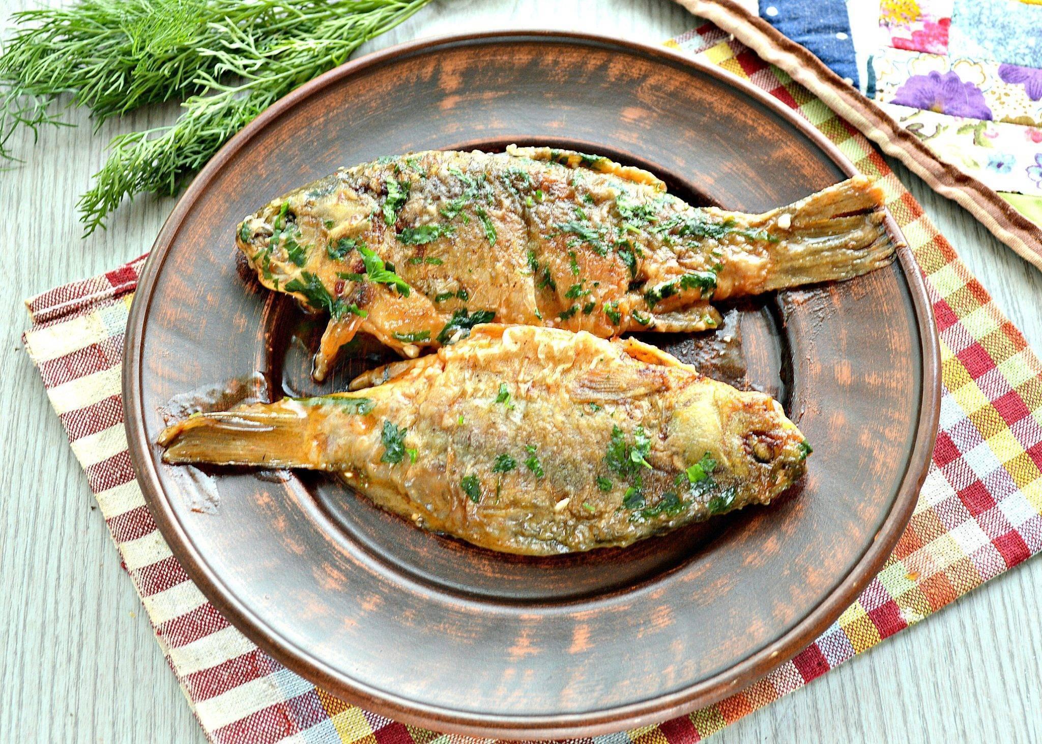 Карп в сметане / блюда из карпа / tvcook: пошаговые рецепты с фото