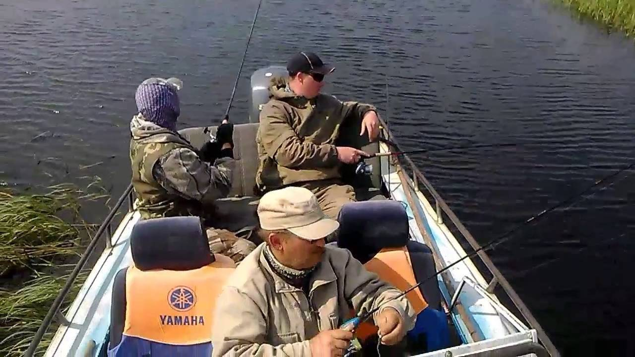 Рыбалка в ямало-ненецком автономном округе - читайте на сatcher.fish
