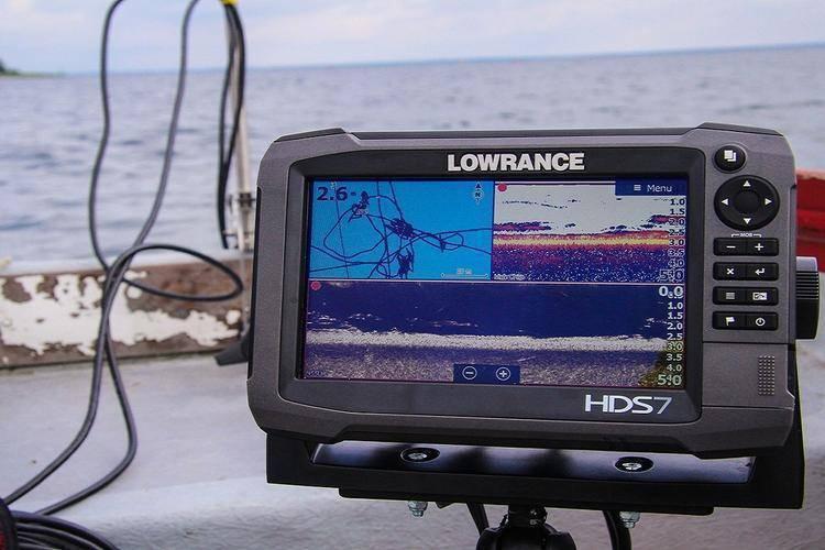 Блок эхолота raymarine cp100 – рыбопоисковый и downvision chirp эхолот