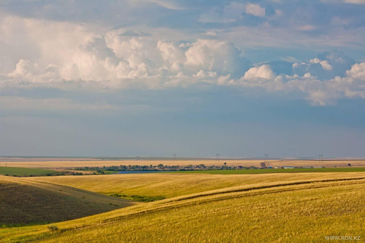 Западно-казахстанская область