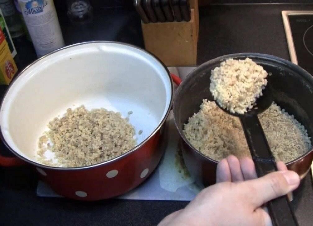 Рецепт салапинской каши на леща
