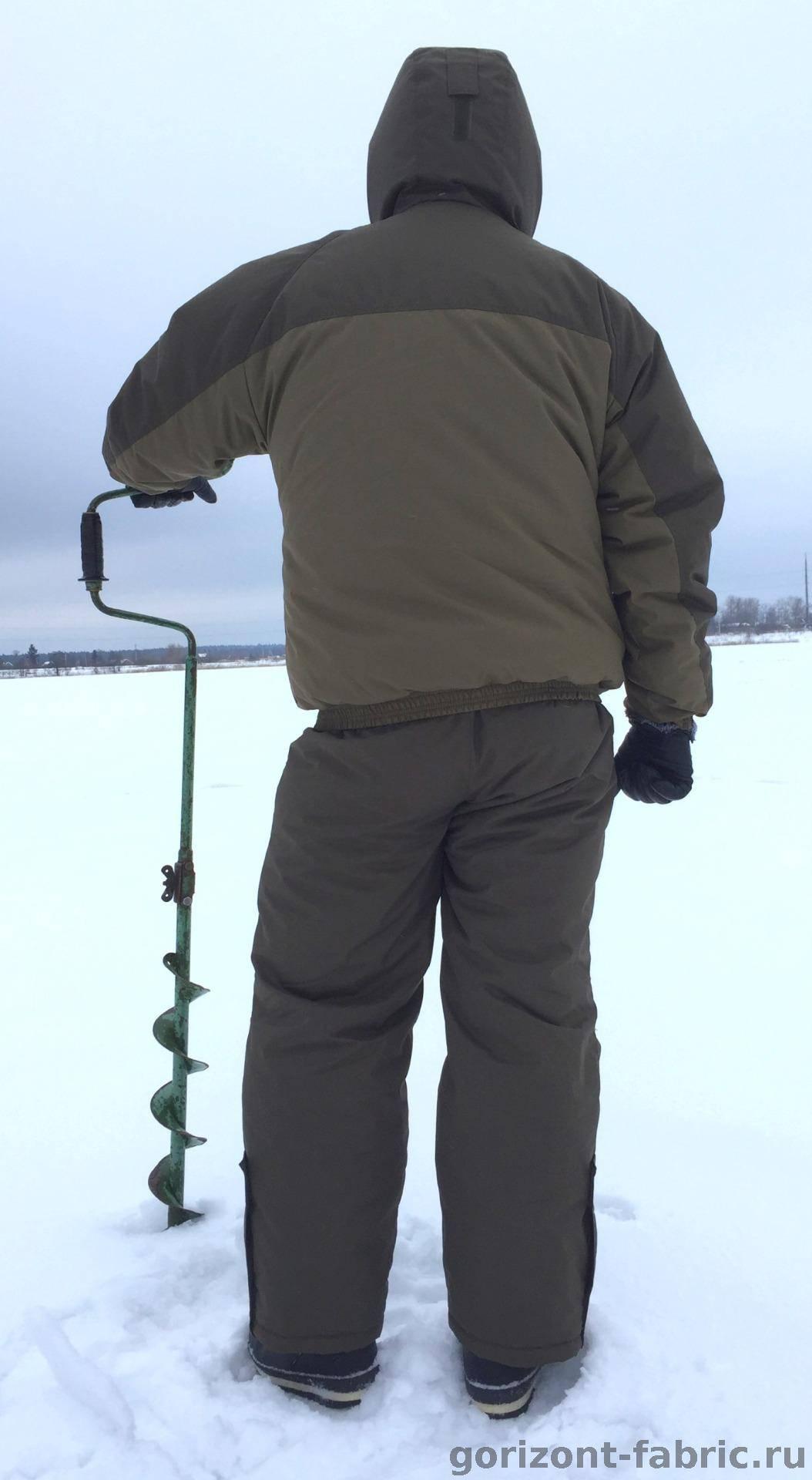 Непромокаемый комбинезон для рыбалки
