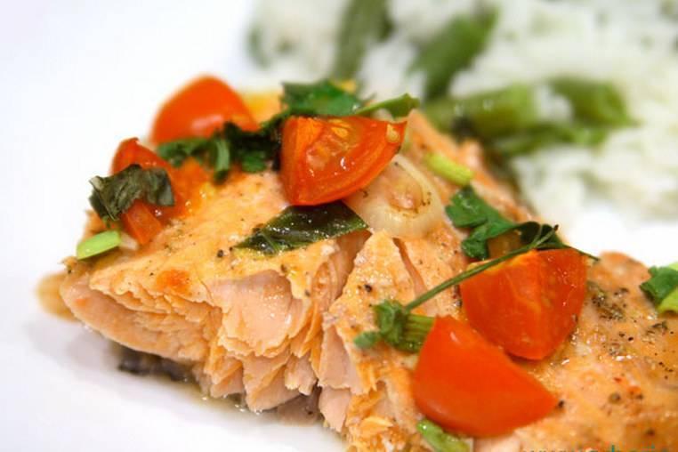 Рыба под маринадом из моркови и лука – классический рецепт на сковороде