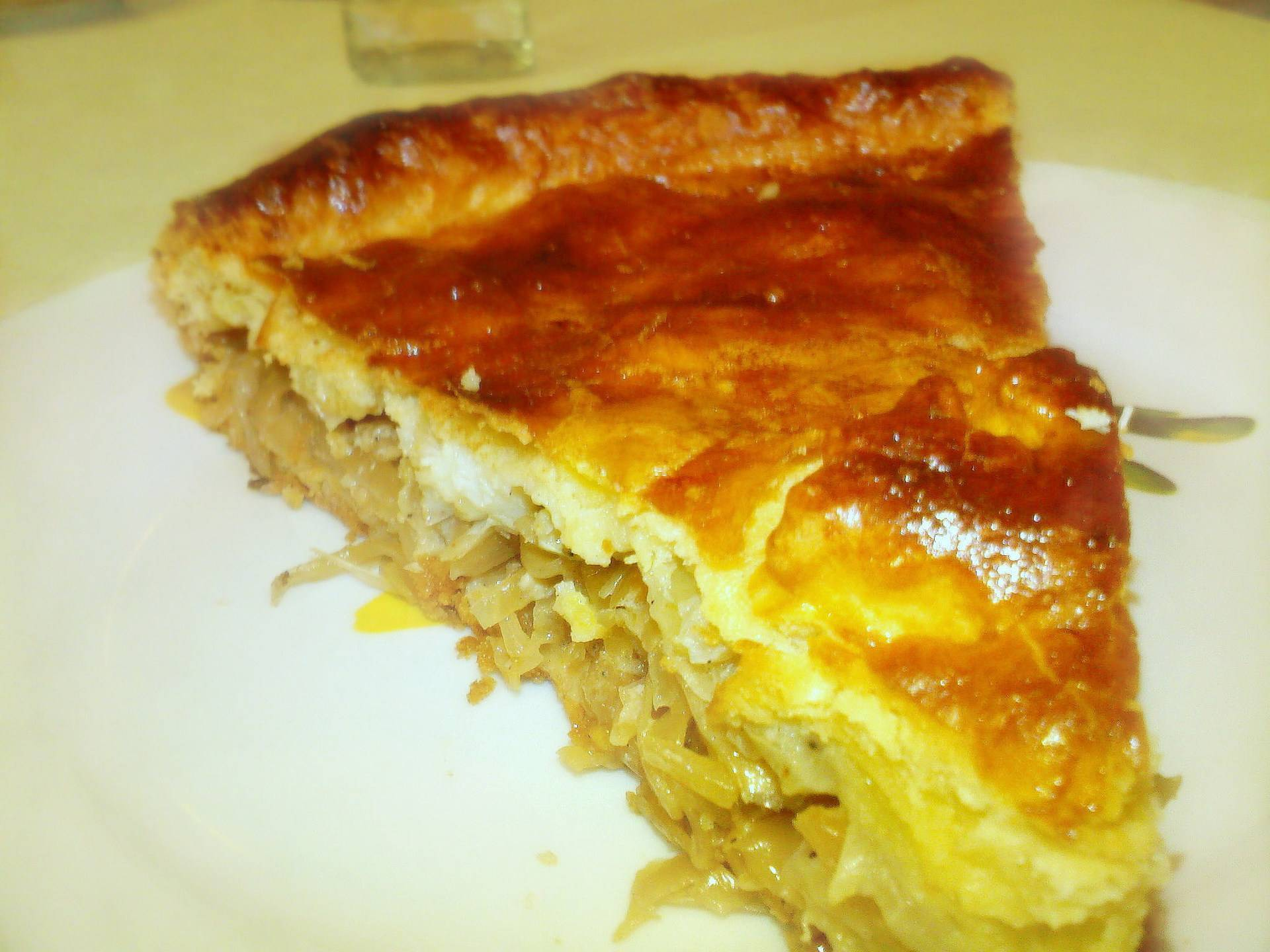 Пирог с капустой в духовке – 10 быстрых и вкусных рецептов