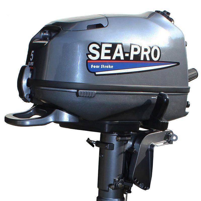 Лодочный мотор sea-pro t 4 s отзывы, характеристики, цена, недостатки