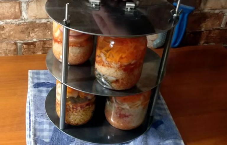 Рыба в автоклаве в домашних условиях рецепт
