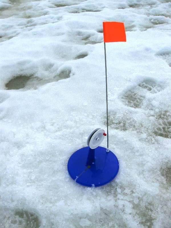 Ловля щуки на жерлицы зимой, как оснастить зимнюю жерлицу