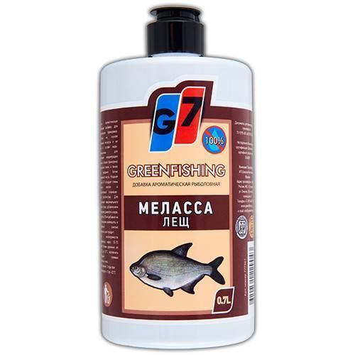 Меласса: что это такое и как ее использовать для рыбалки