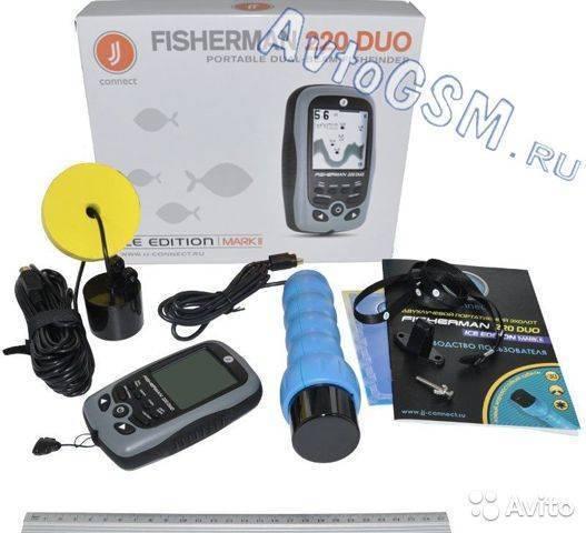 Эхолот fisherman 220 duo и 600 duo: обзоры моделей. все характеристики, фото и видео