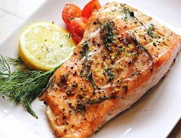 Лосось запеченный в духовке: топ-15 лучших рецептов от поваров