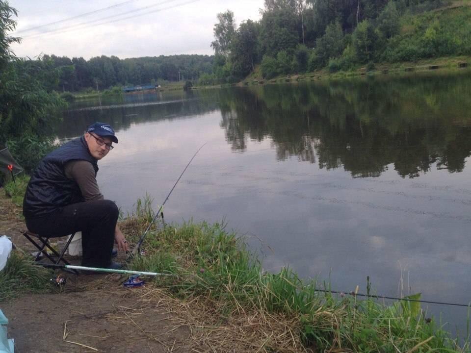 Рыбалка в красногорске, платная и бесплатная, отчеты рыбаков