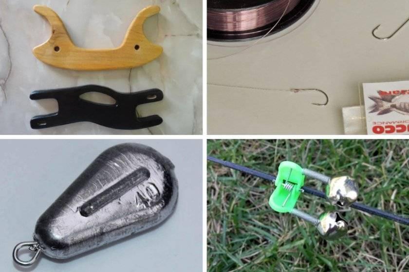 Как сделать закидушку для рыбалки своими руками, изготовление для ловли щуки, карпа: разбираемся в вопросе