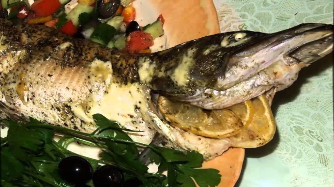 Речная рыба в духовке: рецепты, как вкусно запечь целиком, приготовление консервов