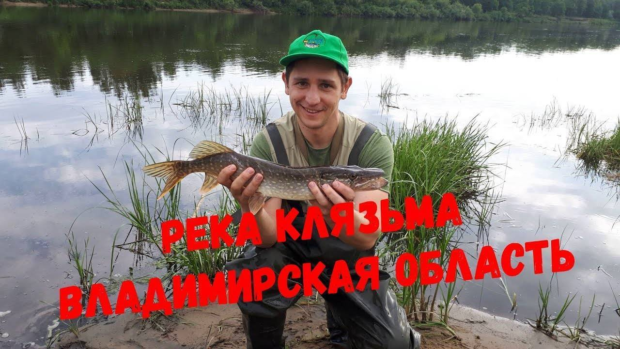 ✅ рыбалка во владимирской области - рыбзон.рф