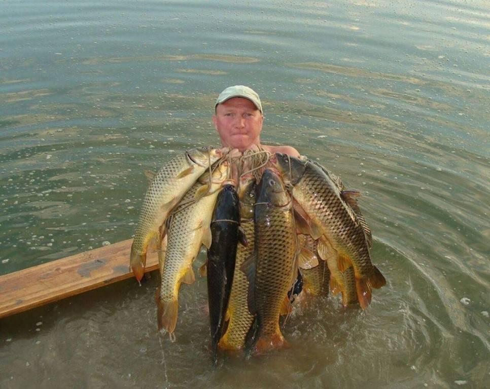 Рыбалка в Уфе — лучшие места для ловли