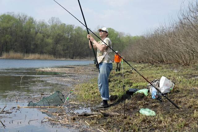 Ловля плотвы весной на поплавочную удочку в апреле и мае: снасть, наживка и техника