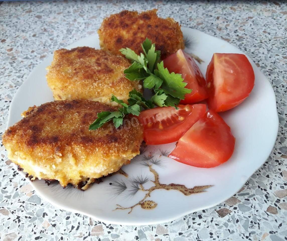 Рыбные котлеты - 5 очень вкусных рецептов с фото пошагово