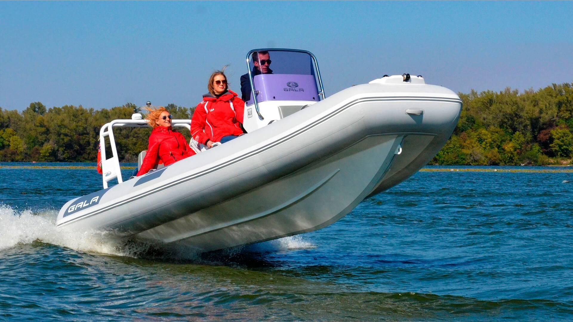 Лодки риб - обзор всех производителей, преимуществ и недостатков